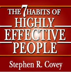 7 habits of highly effective people by Stephen R. Covey - Lean Pump