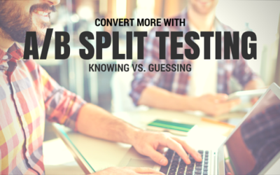 A/B Split Testing Basics For Increased Conversion