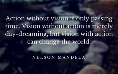 Create a vision and the rest will follow